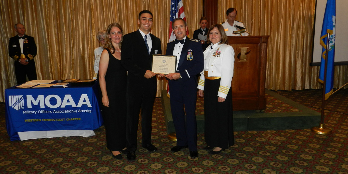 2013 Young American Award recipient